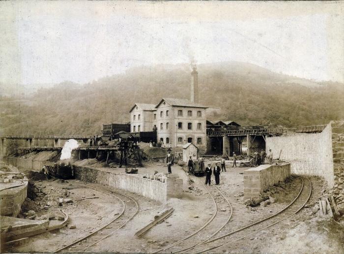 Lavadero del Sotón 1897