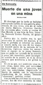 """""""La Región"""", 11 de julio de 1924"""