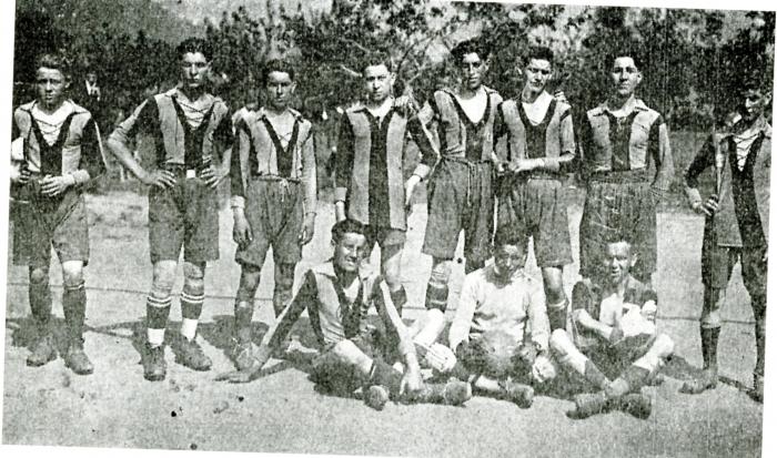 Club Covadonga, 1919