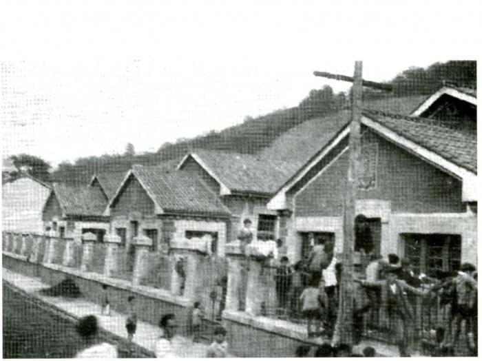Escuelas de la S.M.Duro Felguera, Santa Ana 1928