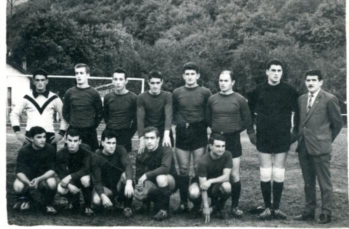 Unión Deportivo Corbero, 1966