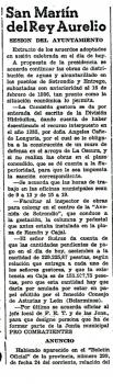"""""""La Nueva España"""", 4 de enero de 1938"""