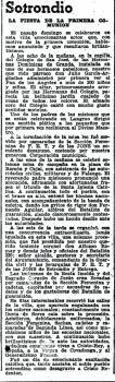 """""""La Nueva España"""", 10 de junio de 1938"""