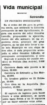 """""""La Región"""", 26 de diciembre de 1924"""