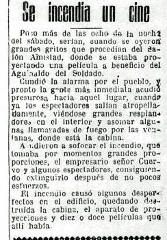 """""""La Región"""", 23 de diciembre de 1924"""