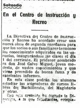 """""""La Región"""", 04 de diciembre de 1925"""