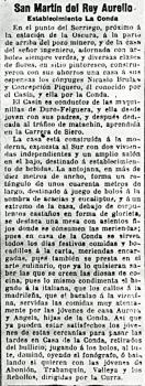 """""""Noroeste"""", 13 de noviembre de 1921"""