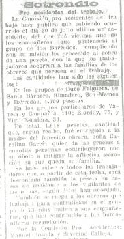 """""""Noroeste"""", 17 de noviembre de 1921"""