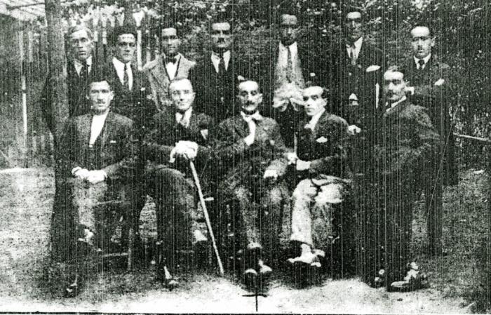 Comisión de Festejos, Sotrondio 1924