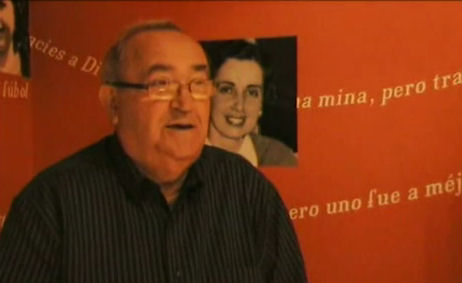 Video thumbnail for Entrevista a José Camblor González