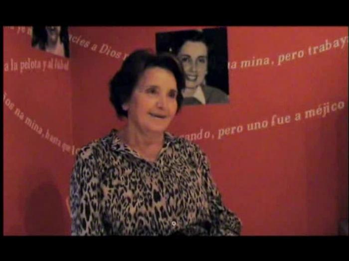 Video thumbnail for Entrevista a Olga Violeta Rozada García